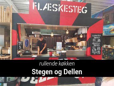 Stegen Dellen Street Food Denmark
